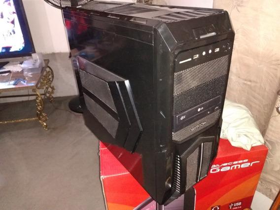Pc Intel I5 Ram 8gb Ddr3 Ssd 120gb Hd 500gb Grav Dvd - 300w