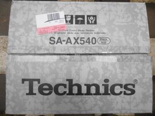 Amplificador Technics Sa-ax540