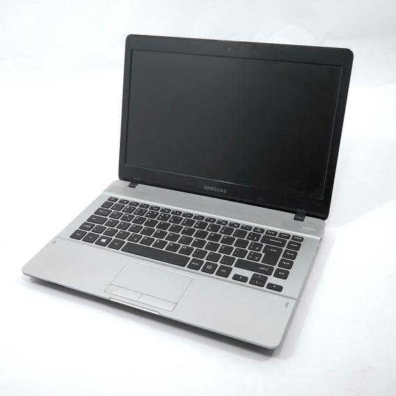 Notebook Samsung 370e Cel. 1.50ghz 4gb Win 10 Usado Promoção