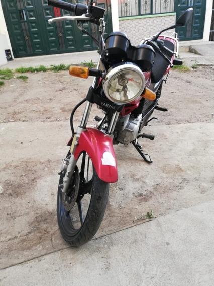 Vendo Yamaha Libero Modelo 2014 Con Documentos Al Día