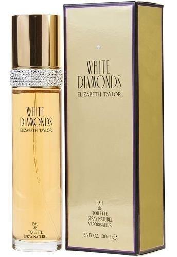 Perfume Elizabeth Taylor Diamantes Bla - mL a $1529