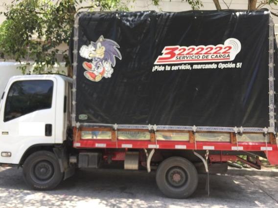 Camión Furgon 2016. Chevrolet Con Todos Los Papeles En Regla