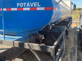 Tanque Pipa Água Potável 10 Mil Litros