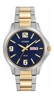 Reloj Citizen Bf200457l Hombre Original Agente Oficial