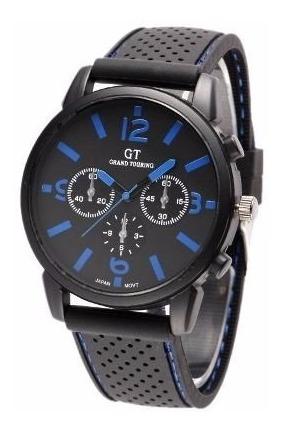 Relógio Masculino Importado Pulseira De Silicone Barato