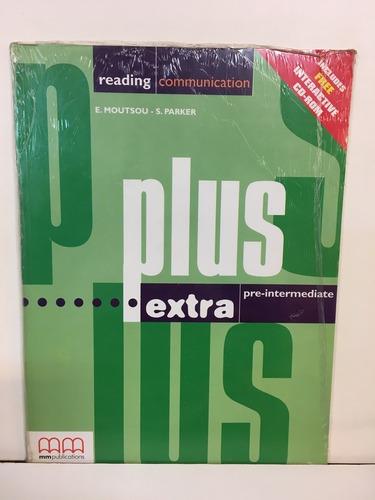 Plus Extra - Pre-intermediate - St W/cd - E., S