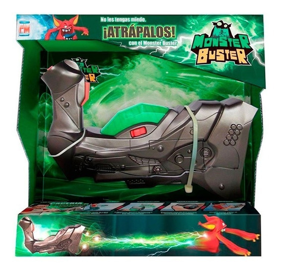 Monster Buster Cazador De Monstruos 1060 Shine