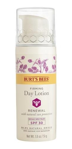 Loción Reafirmante Burt's Bees Spf/30 Renewal 55 Gr