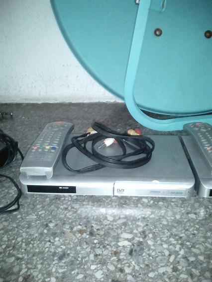 2 Decodificadores Movistar + Antena Y Lnb