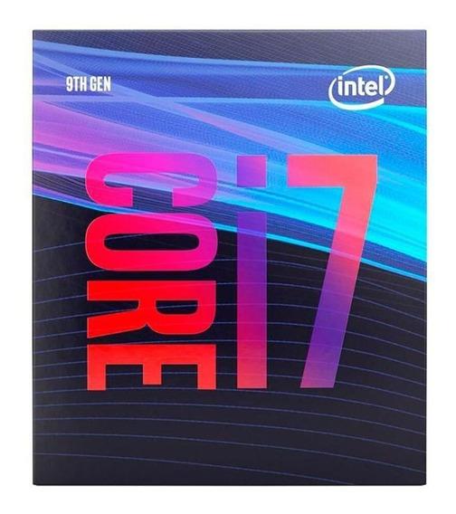 Processador Intel Core I7 9700 Lga1151 8 Núcleos 3.00ghz (4.
