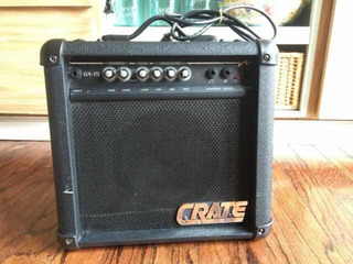 Amplificador Crate Gx15 R