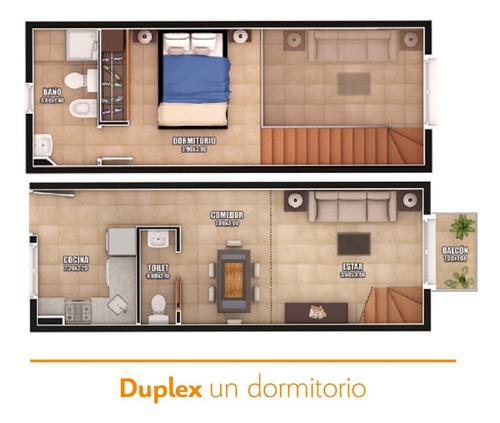 Pre Venta Dúplex De Un Dormitorio En San Luis Capital
