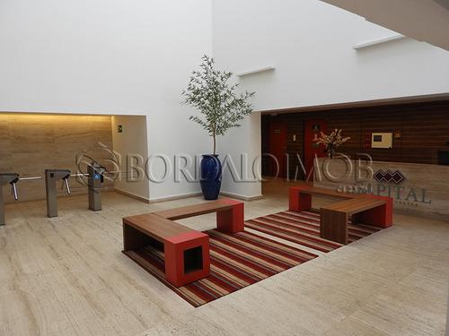 Imagem 1 de 8 de Sala Comercial, Nova, 79,21m², Com Vaga De Garagem! - Villa70946