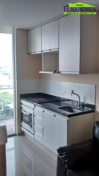 Studio Com 1 Dormitório Para Alugar, 36 M² Por R$ 1.700/mês - Vila Augusta - Guarulhos/sp - St0002