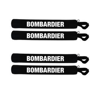 Defensa Para Jet Ski Com Logo Bombardier (2 Pares)