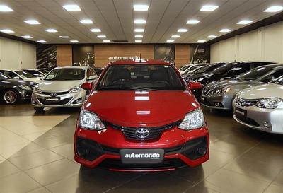 Toyota Etios 1.5 Ready 16v Flex 4p Automático 2017/2018
