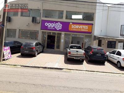 Salão Comercial Para Locação, Vila Embaré, Valinhos. - Sl0022