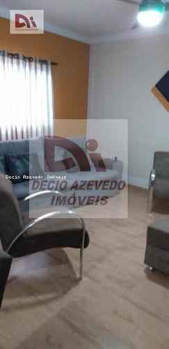 Imagem 1 de 27 de Casa Com 3 Dormitórios À Venda Por R$ 410.000,00 - Morada Dos Nobres - Taubaté/sp - Ca0041