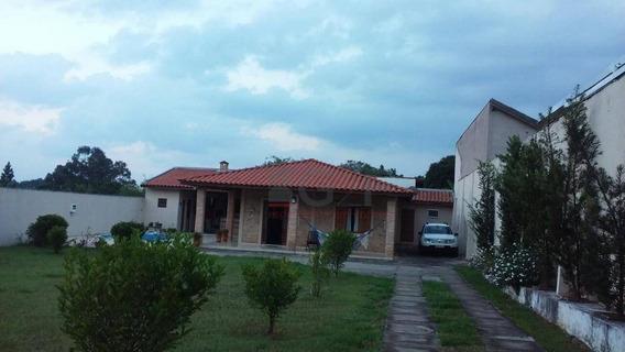 Belíssima Chácara No Distrito Do Campo Grande - Ch0111