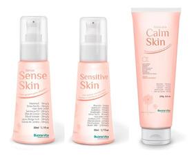 Serun Sense Sensitive Calm Skin Kit 03 Pele Acne Buona Vita