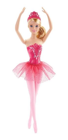 Boneca Barbie - Bailarina - Loira - Mattel