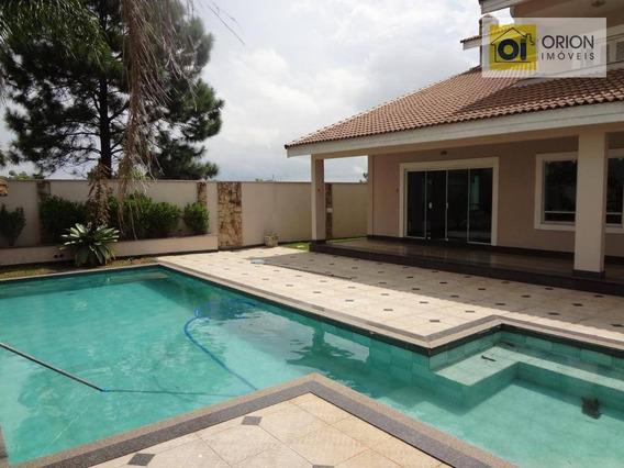 Casa À Venda - Residencial Morada Dos Lagos - Barueri/sp - Ca0846
