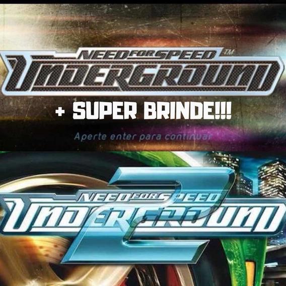 Jogo Need For Speed Underground Pc Games Digital
