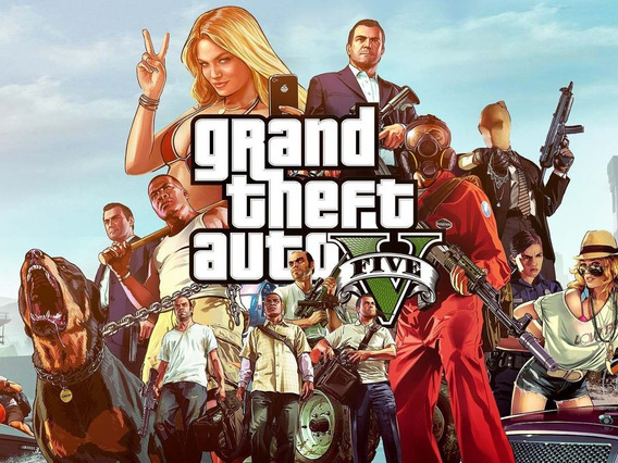 Gta V ,ps3 Ou Xbox 360 Novo Lacrado Gta 5 Midia Fisica