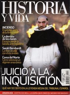 Historia Y Vida - Inquisición - Incienso - Bernhardt - Corea