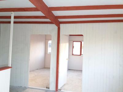 Casas Prefabricadas, Estructuras,techados Y Pisos De Madera.
