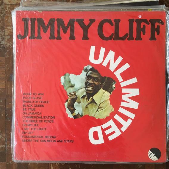 Lp - Jimmy Cliff - Unlimited