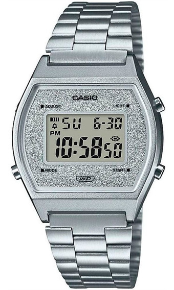 Relógio Casio Feminino Digital Vintage B640wdg-7df