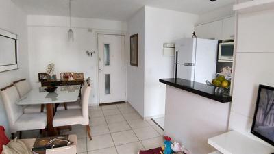 Ótimo Apartamento 2 Qts Com Suíte Em Condomínio De Lazer Com - 593
