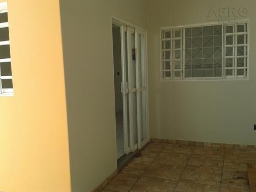 Casa Residencial À Venda, Vila Industrial, Bauru - Ca0514. - Ca0514