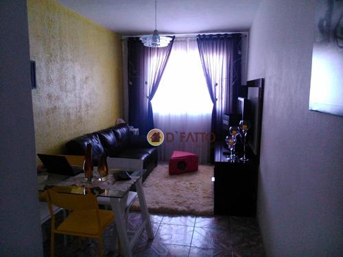 Imagem 1 de 17 de Apartamento Residencial À Venda, Vila Leonor, Guarulhos - Ap0367. - Ap0367