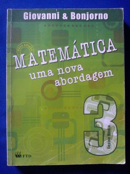 Matemática 3º Ano (uma Nova Abordagem)