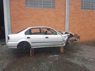 Sucata Honda Civic Lx 1998