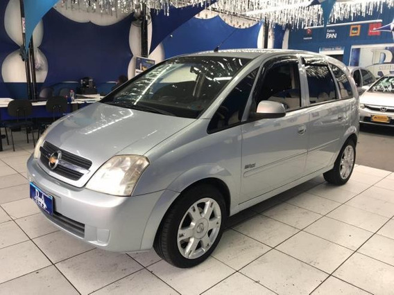 Chevrolet Meriva Maxx 1.8 (flex) Flex Manual