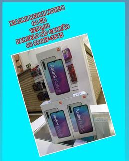 Xiaomi Redmi Note 8 64 Gb !! Novo