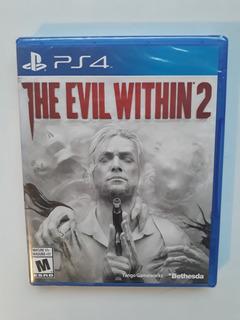 The Evil Within 2 Juego Ps4 Nuevo Y Sellado En Español