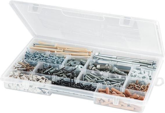Caja Organizadora Con Divisiones Costurero 360 Rimax X 2 Uni