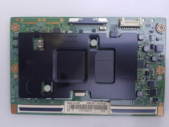 T-con Samsung Un40f6100agxzd - Bn41-01939c Com Par De Flats