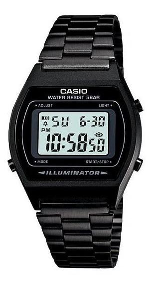Relogio Casio Cx Plastico Pu Aço - B640wb-1a