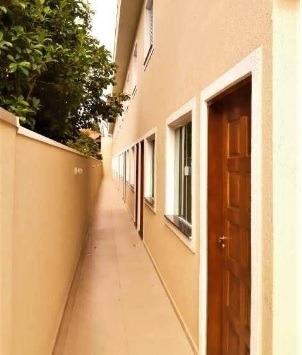 Imagem 1 de 15 de Casa Em Condominio - Vila Ré - 2 Dorm - 1 Vaga - 300