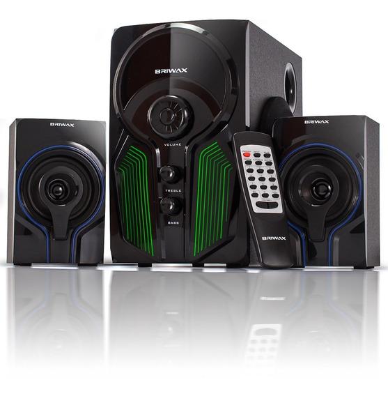 Caixa De Som Portatil Bluetooth 2.1 Mp3 Fm Pc Micro System