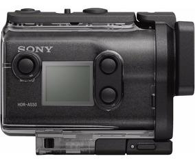 Filmadora Sony Hdr As50 Full Hd Action Cam À Prova D