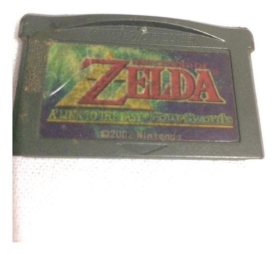 Zelda A Link To The Past Gba**