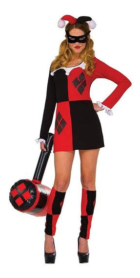 Disfraz Importado Para Mujer De Harley Quiin