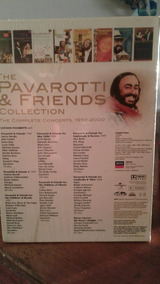 The Pavarotti & Friends Colection