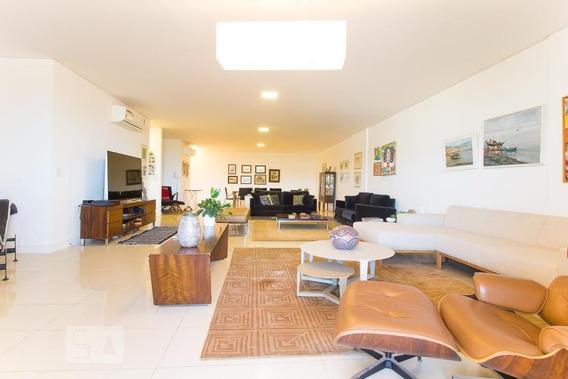 Apartamento No 6º Andar Mobiliado Com 4 Dormitórios E 4 Garagens - Id: 892976423 - 276423
